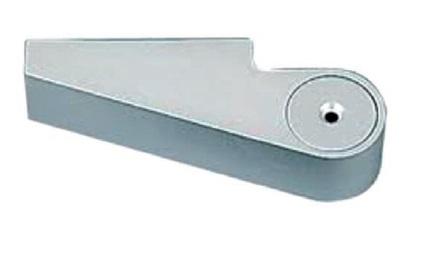 ציר אקצנטרי לדלת אלומיניום עם משאבת רצפה