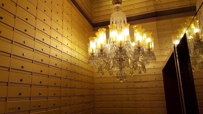 חדר תיבות דואר