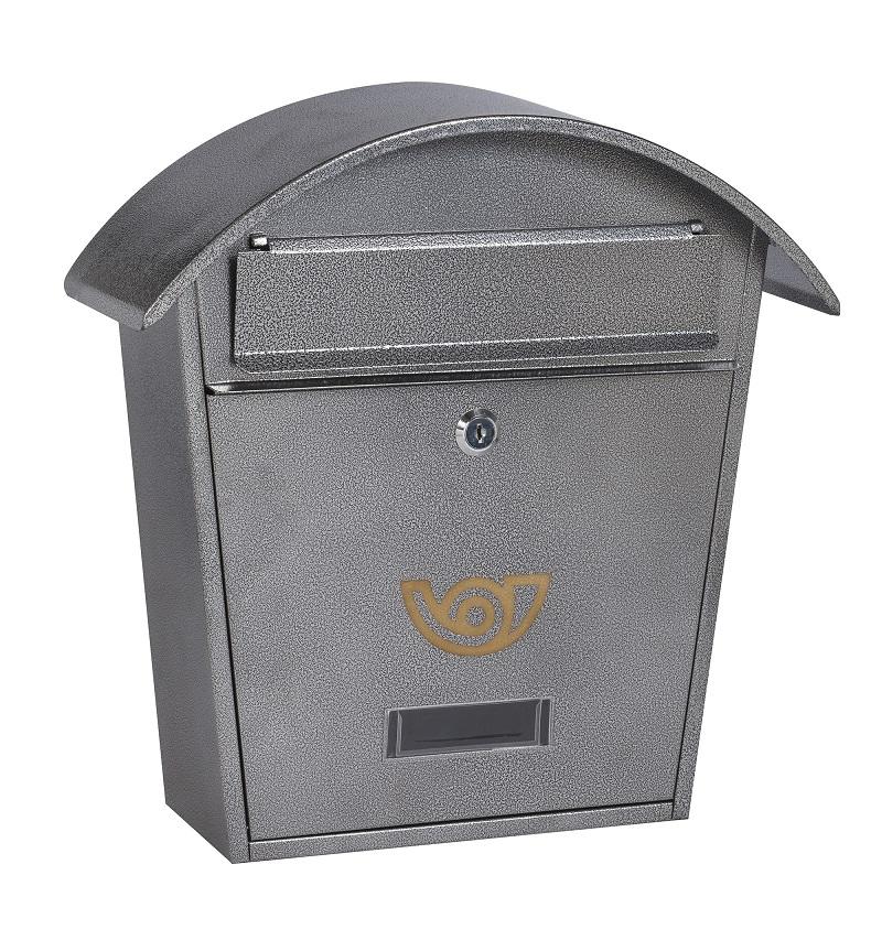 תיבת דואר  חד צדדית חיצוני על הקיר