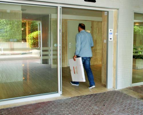 דלת אוטומטית