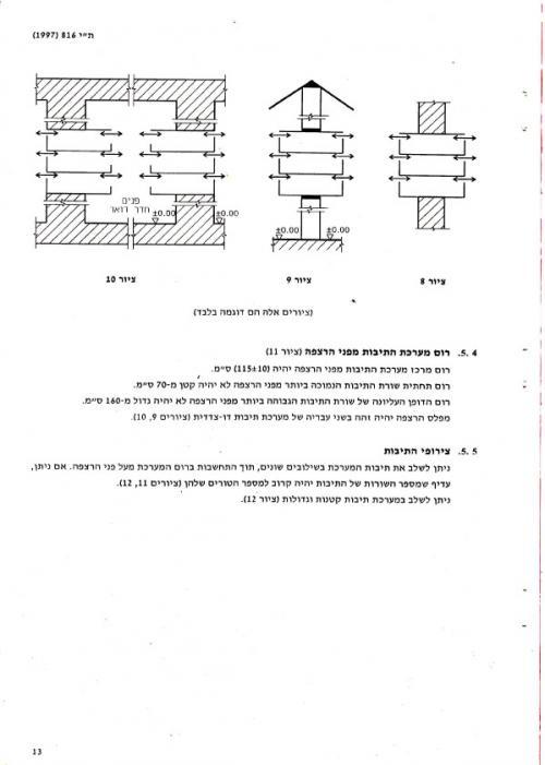 תקן ישראלי עמוד 18