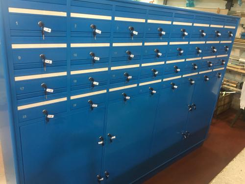 מערכת תיבות דואר כחולה