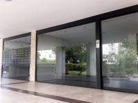 דלת אוטומטית, תיבות בויטרינה ואינטרקום